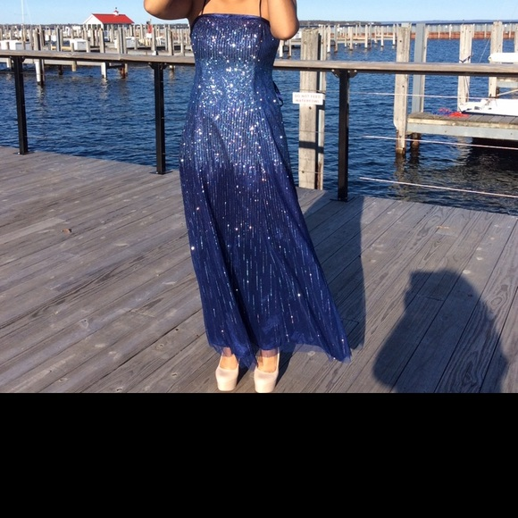 Macy's Dresses & Skirts - Prom Dress, I've only wore it once!
